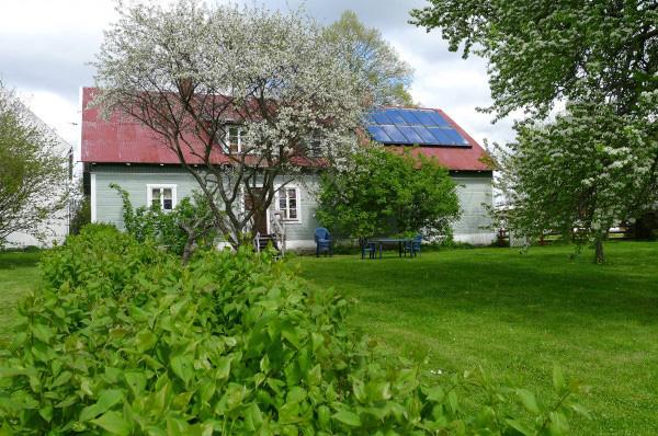 Gästhus på Källunge Lammgård